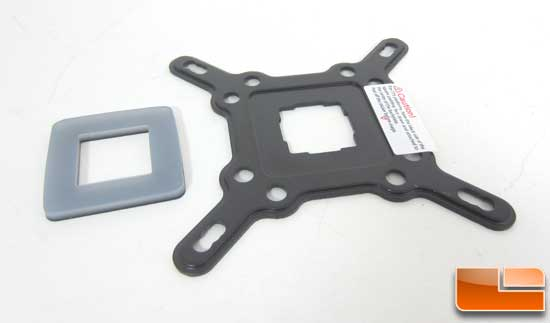 Prolimatech Genesis CPU Cooler backing plate