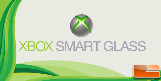 E3 2012 - Microsoft Smart Glass