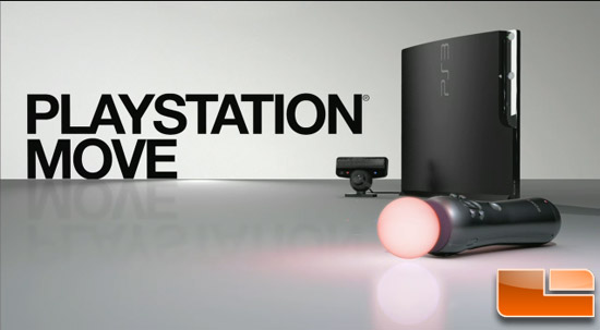 E3 2012 - Sony PlayStation Move