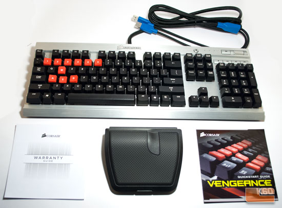 Vengeance K60 Unboxed