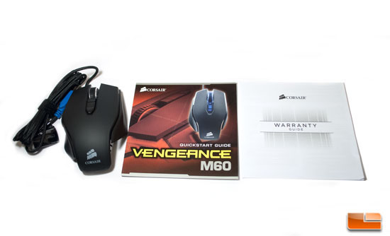 Vengeance M60 Unboxed