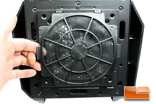 IZalman Z11 Plus Front 120mm Fan Filter
