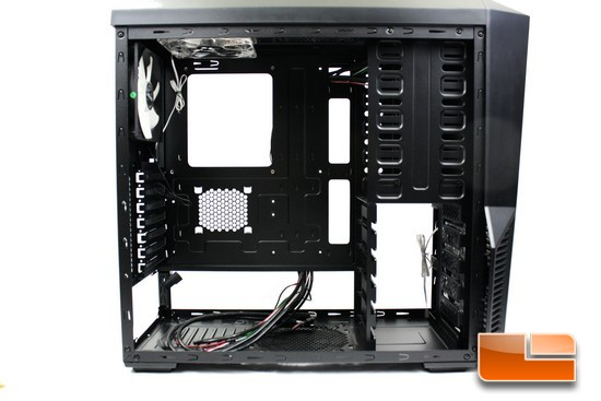 Zalman Z11 Plus Skeleton