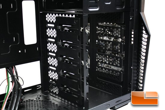 Zalman Z11 Plus HDD Cage