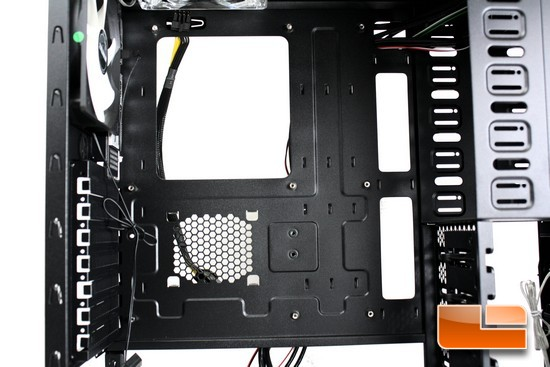 Zalman Z11 Plus Motherboard Standoffs Installation