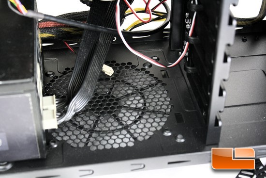 Zalman Z11 Plus Lower 120mm Intake Fan Mount