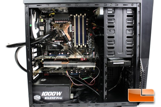 Zalman Z11 Plus Finished Installation