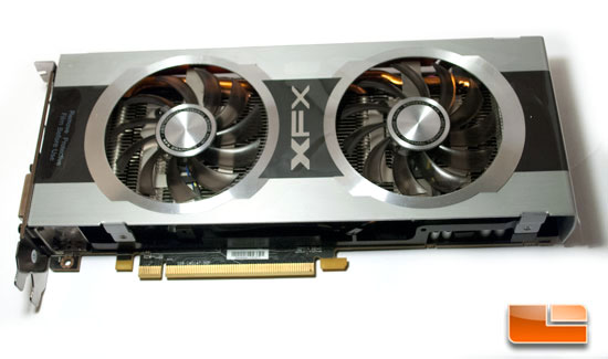 XFX Radeon 7850 Black Edition Card Front