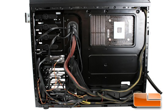 R5 Rear Motherboard Tray
