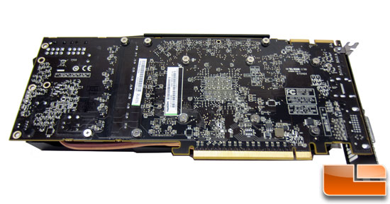 Sapphire HD 7970 3GB Overclock Edition Back