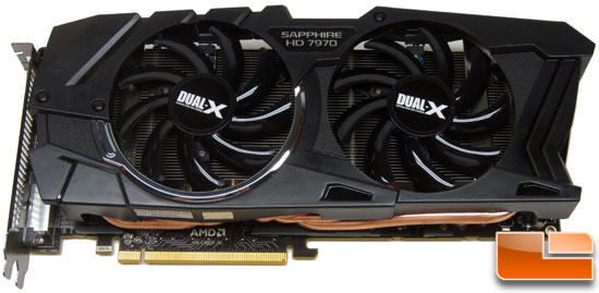 Sapphire Radeon HD 7970 OC 3GB  Video Card Review