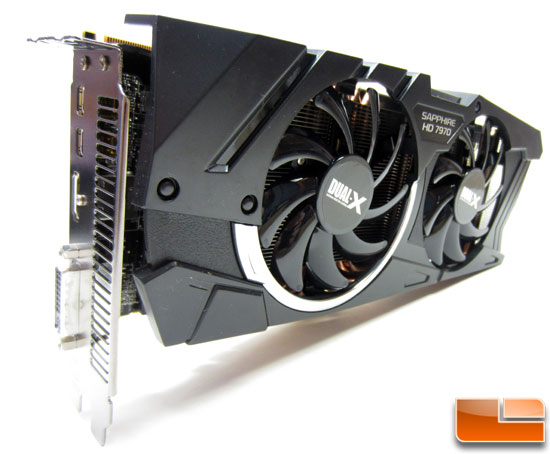 Sapphire HD 7970 3GB Overclock Edition Video Card