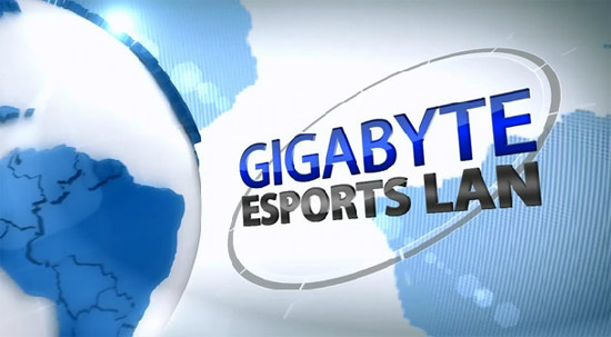 Gigabyte eSport LAN 2012 Wrap Up Coverage