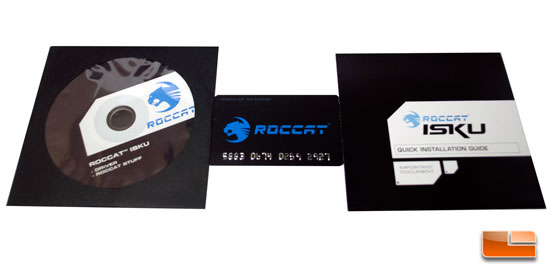 Roccat Isku Accessories
