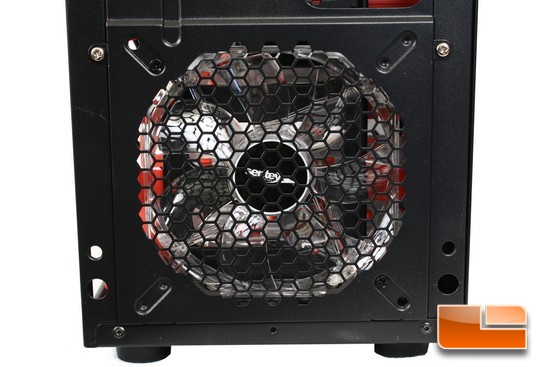 GS-6050 II Front 120mm Fan