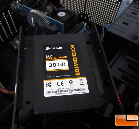 CyberPower Gamer Ultra 2098 with Corsair Accelerator