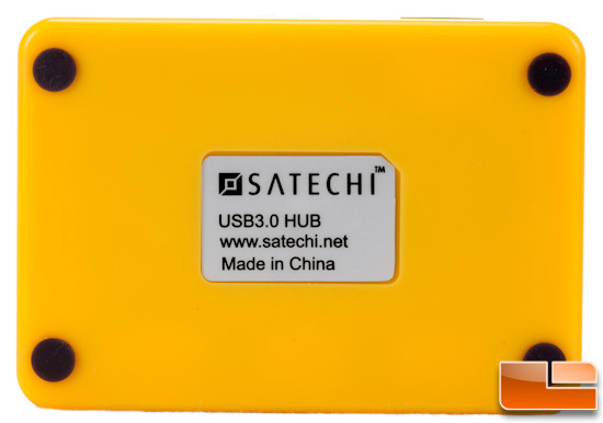 Satechi 4 Port USB 3.0 Hub