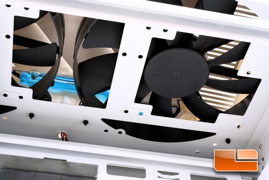 Genesis 9000 Rear 230mm Exhaust Fan