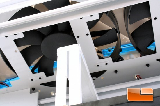 Genesis 9000 Forward 230mm Exhaust Fan