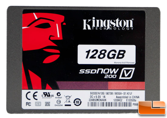 Kingston V200 128GB