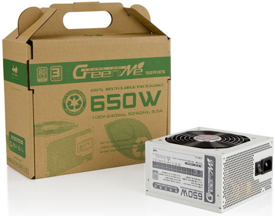 IN WIN GreenMe 650W Power Supply Review