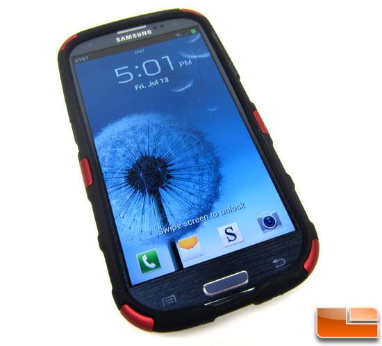 ... Galaxy S3 Review - Legit ReviewsSeidio: ACTIVE for Samsung Galaxy S3