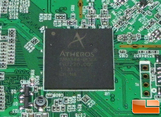TP-Link Atheros PCB
