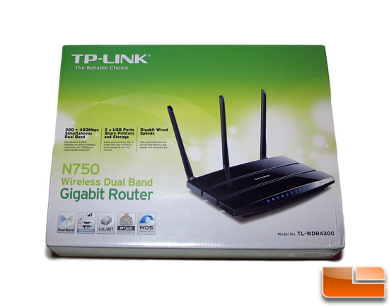 TP-Link TL-WDR4300 N750 Dual-Band Wireless Router Review