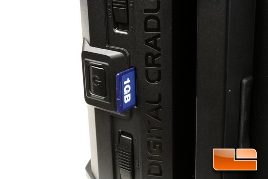 MSI Barricade SD Card Reader