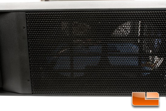 MSI Barricade Top Rear Mesh