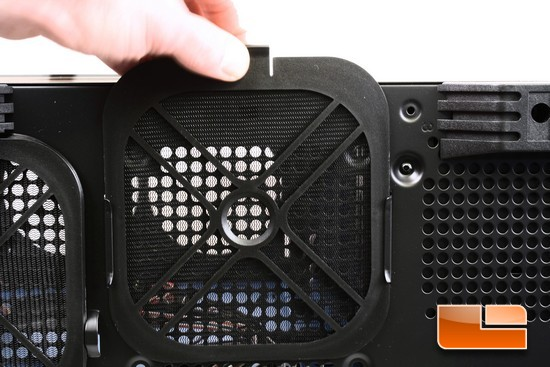 MSI Barricade Optional Bottom 120mm Fan Filter