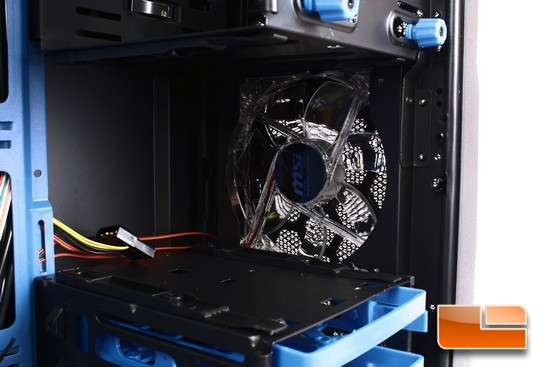 MSI Barricade 120mm Fan
