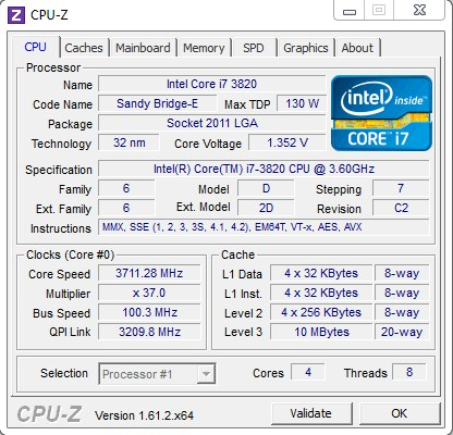 ASUS P9X79 Deluxe Overclocked