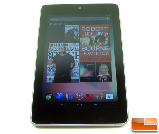 Google Nexus 7 Tablet Bundle
