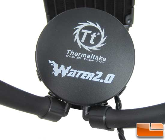 Thermaltake Water2.0 Pro pump housing