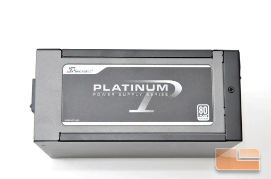 SeaSonic Platinum-1000 Power Supply