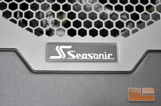 Seasonic Platinum 1000W Power Supply Review