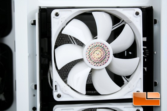Storm Stryker 4 in 3 HDD Carriers 120mm Fan