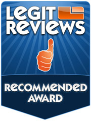 ASRock Z77 Pro3 Legit Reviews Recommended Award