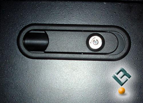side panel lock