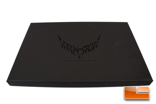 Krypton  Box Top