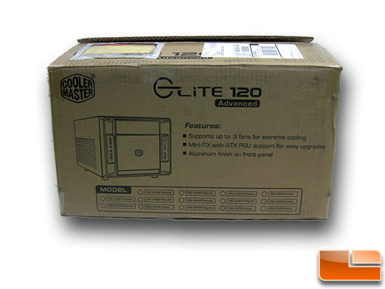 Cooler Master Elite 120 Advanced Box