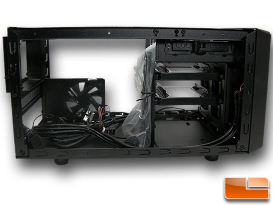 Cooler Master Elite 120 Advanced Back Panel