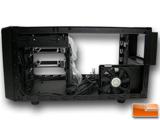 Cooler Master Elite 120 Advanced Right Side
