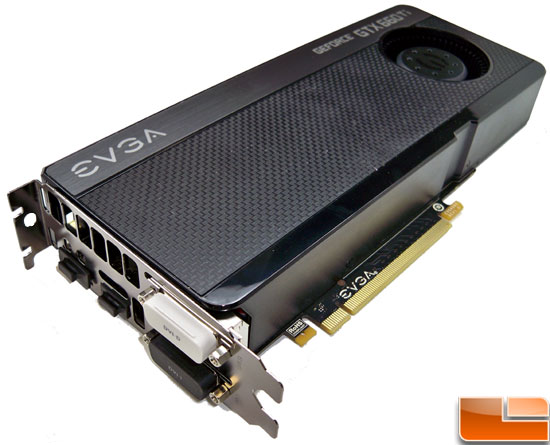 EVGA GeForce GTX 660 Ti Super Clock