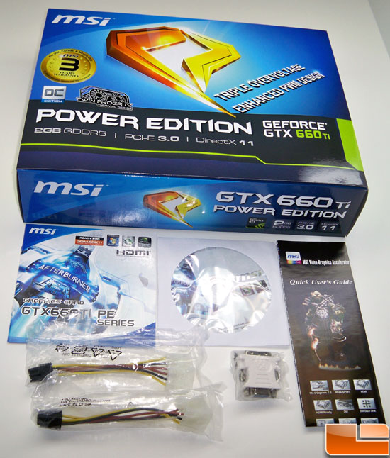 MSI GeForce GTX 660 Ti Twin Frozr