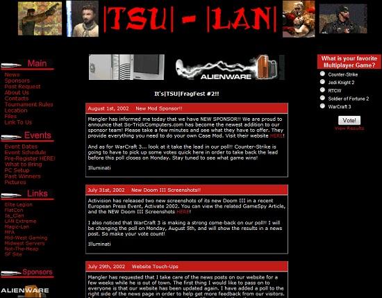 TSU Lan