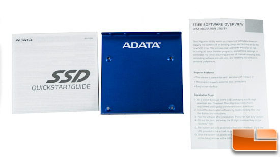 ADATA SX900 128GB Contents