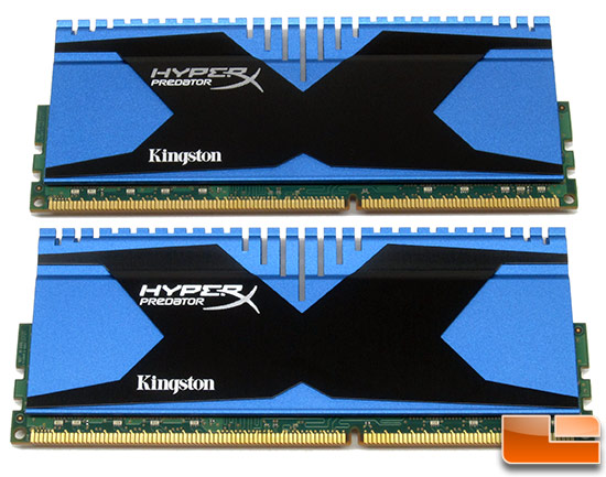 Kingston HyperX Predator 2666MHz Memory Kit
