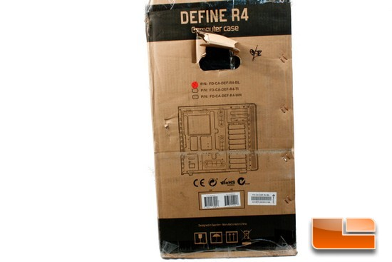 Define R4 Box Side